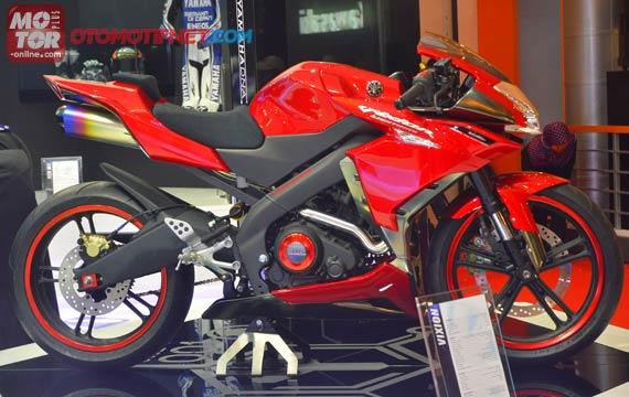 Modifikasi Yamaha Vixion Ligthning   Cara Modifikasi Motor Yamaha