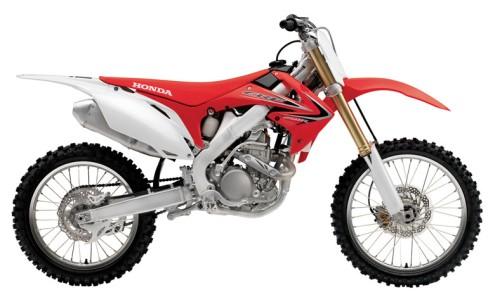CRF 250, desain-ny bisa jadi kiblat motor trail 150 HOnda