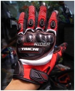 rs taichi velocity mesh carbon gloves RST404 keren
