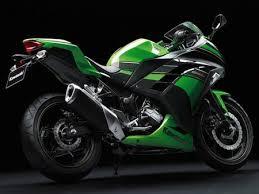 New Ninja 250 FI putaran atasnya joss....