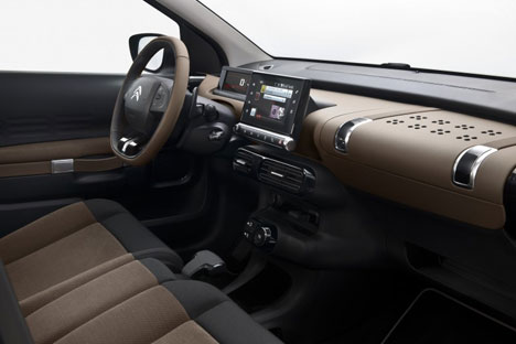 trwcitroen airbag dasbord