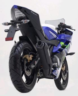Yamaha R15 Indonesia buritan