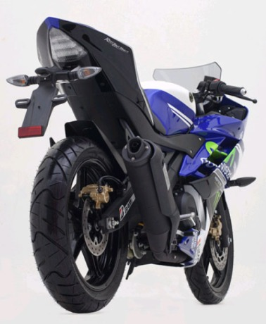 Yamaha R15 Indonesia buritan