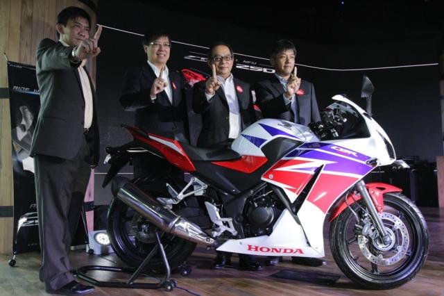 Honda CBR 250 r dual keen