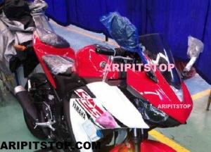 tampak depan Yamaha R25