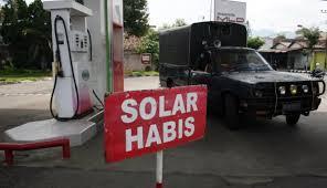 Solar habis
