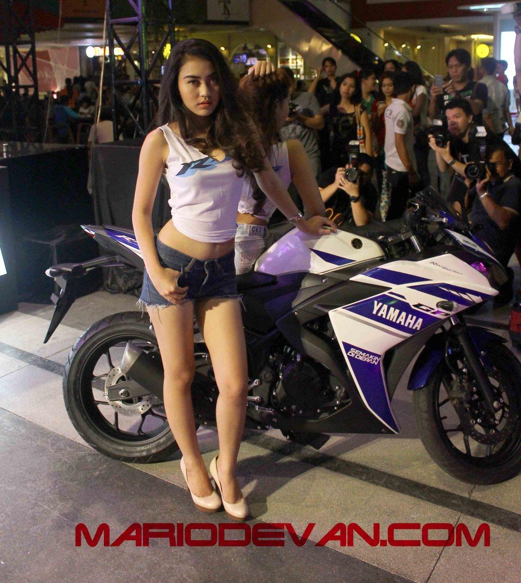 Terpantau Yamaha R25 sudah mulai berkeliaran! tanda launching sebentar lagi?
