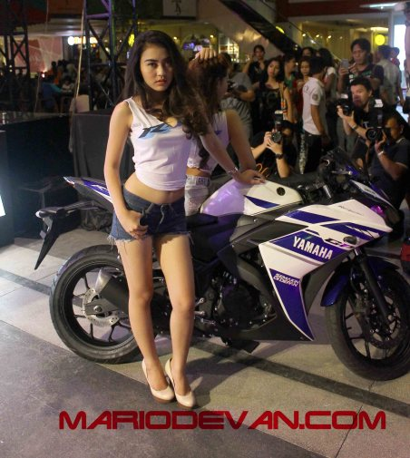 FHM model Yamaha R25