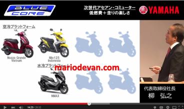 Bluecore Yamaha