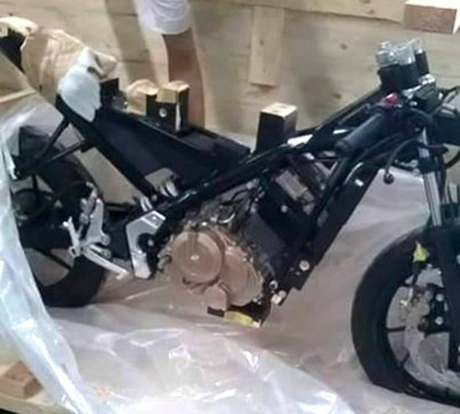 calon motor baru suzuki sport 2016?