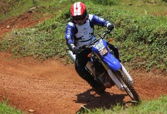 Test ride Yamaha WR250R di sirkuit PPC Motocross Pondok Cabe Tangerang Selatan (1)