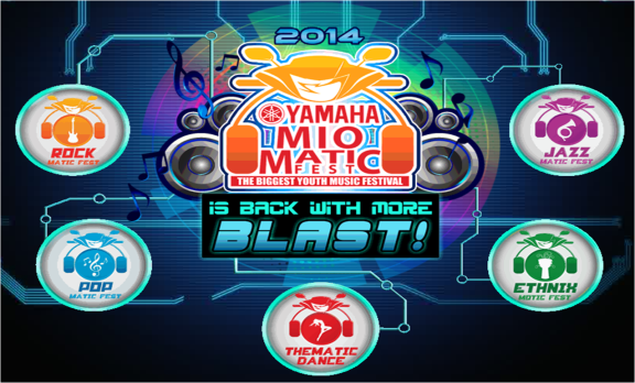 New Konsep Yamaha Mio Matic  Fest