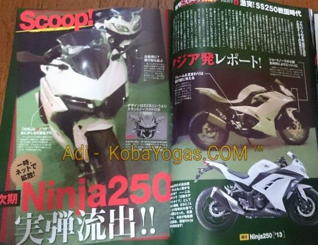 Motor terbaru kawasaki 2016