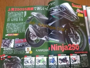 kawasaki ninja 250 2017
