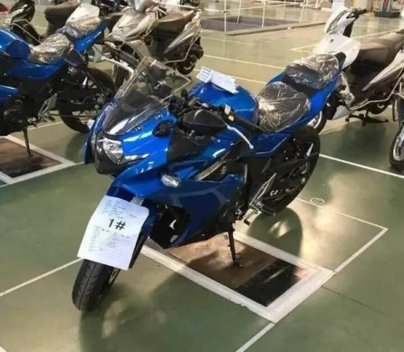 suzuki gw 250 dari china, akankah masuk ke indo?
