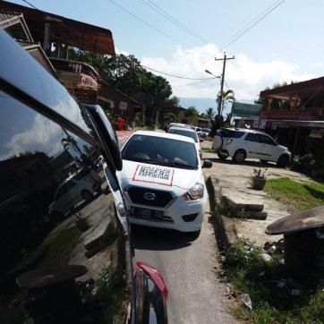 datsun review pulau samosir