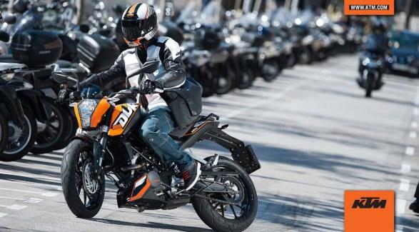 KTM duke 200 akan dijual 33 jutaan, busyet....  ngiler...