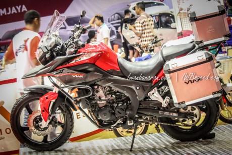 Motor adventure Viar 250cc