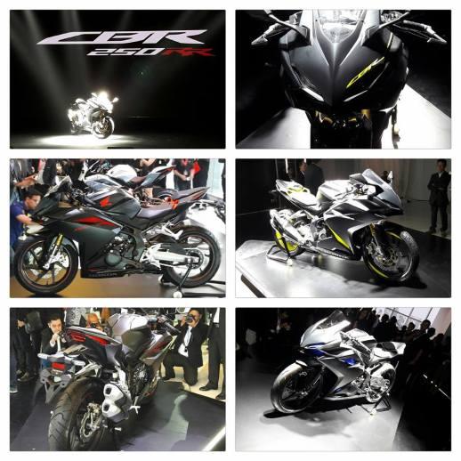CBR 250r memang merusak market... fanboy fanatik merk Yamaha ataupun Kawasaki yang mampu beli motor di segment ini dipastikan akan tergoda imannya!