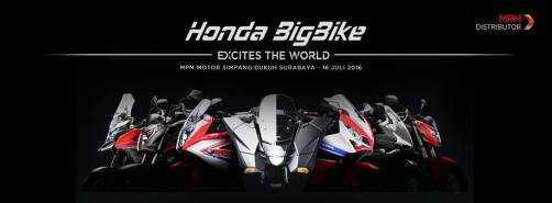 honda big bike simpang dukuh MPM