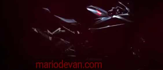 Teaser Honda CBR 250