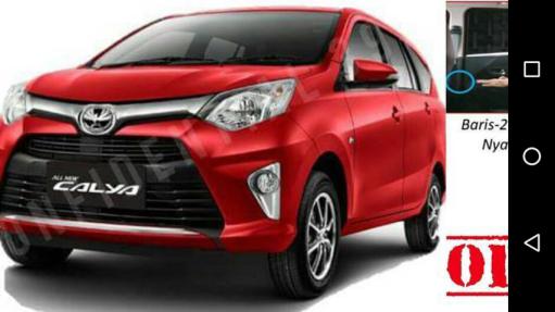 Gambar Official Toyota Calya