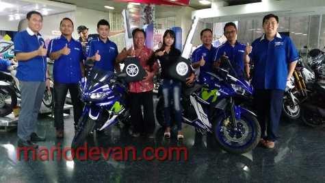 foto bersama para pemenang