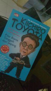 buku biografi Kiichiro Toyota
