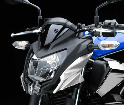 all new vixion facelift