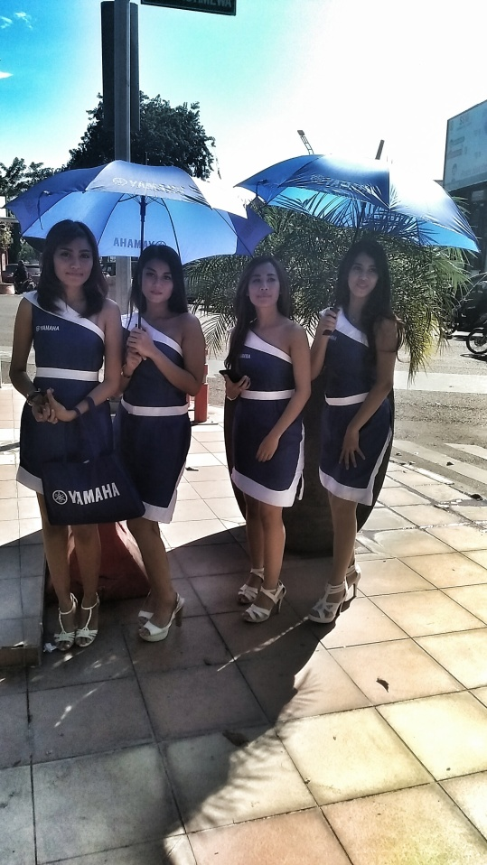 ojek payung