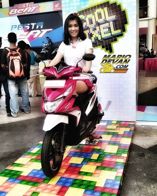 All New Honda Beat 2017