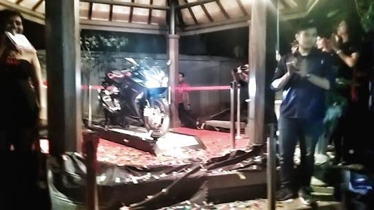 Launching Honda CBR 250rr surabaya