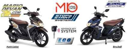 Yamaha Mio sss terbaru