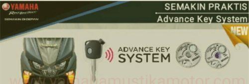 selain SSS soul gt yang terbaru ini juga sudah dilengkapi fitur AKS