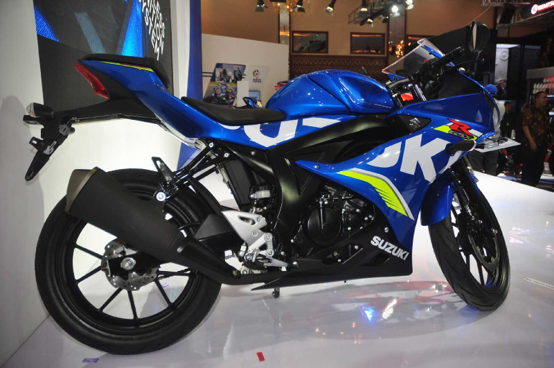 Suzuki Gsx R150 9 Mario Devan Blog S