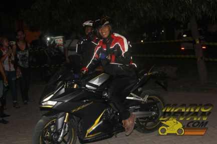 test ride honda all new cbr 250rr