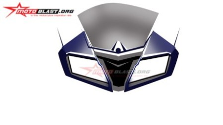 gambaran render headlamp Yamaha R15 2017