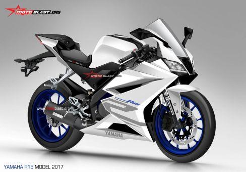 Yamaha R15 Model 2017