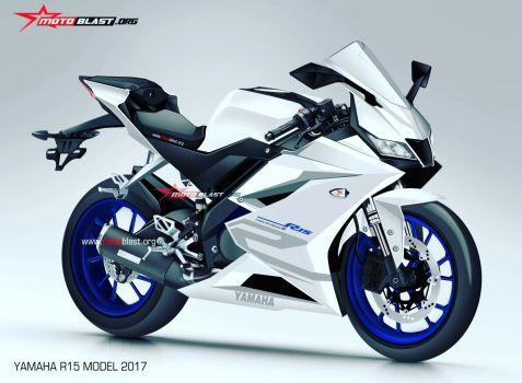 Yamaha R15 2017 terbaru