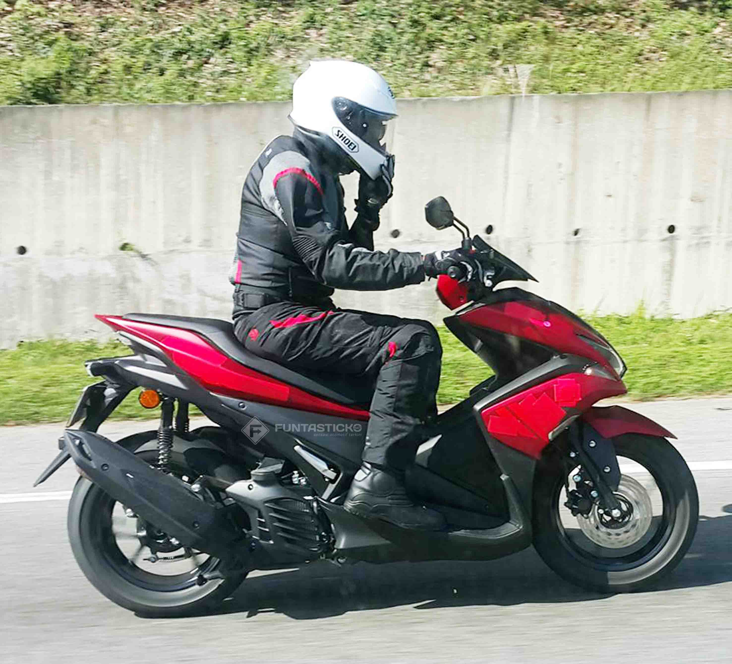 Yamaha Nmax Top Speed
