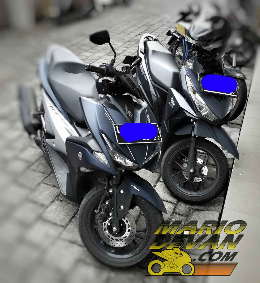 Yamaha Aerox 155 Vs Honda Vario 150 Pilih Mana Mario Devan Blogs