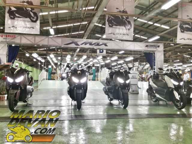 produksi plant Yamaha indonesia