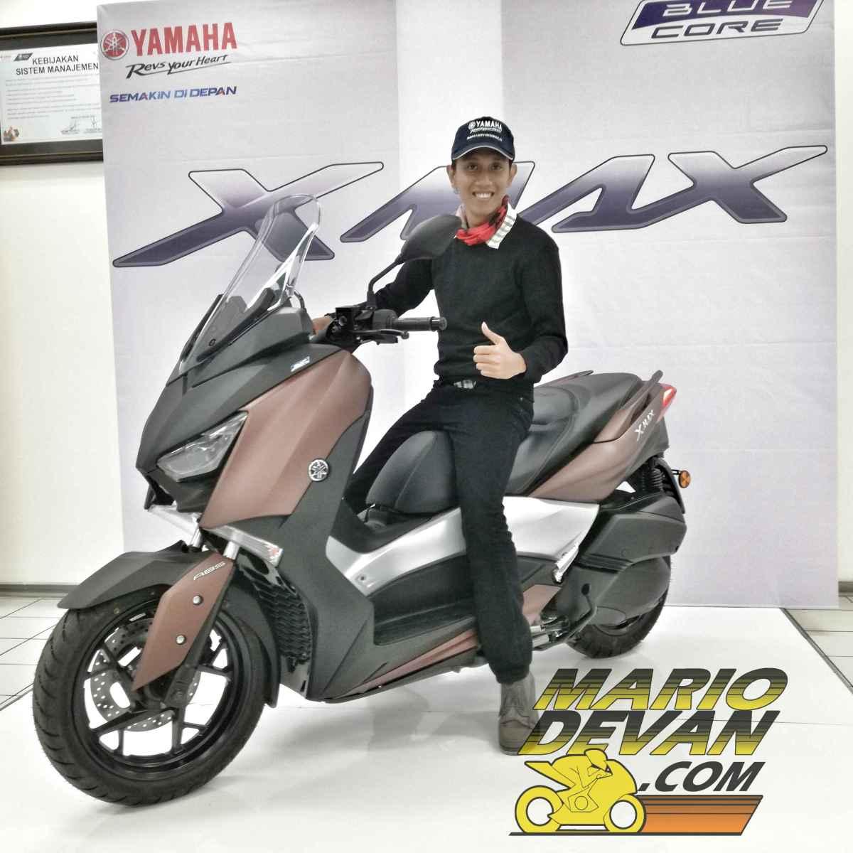 Pasar Sport 250cc 2 silinder dibabat Xmax?? sepertinya tidak!