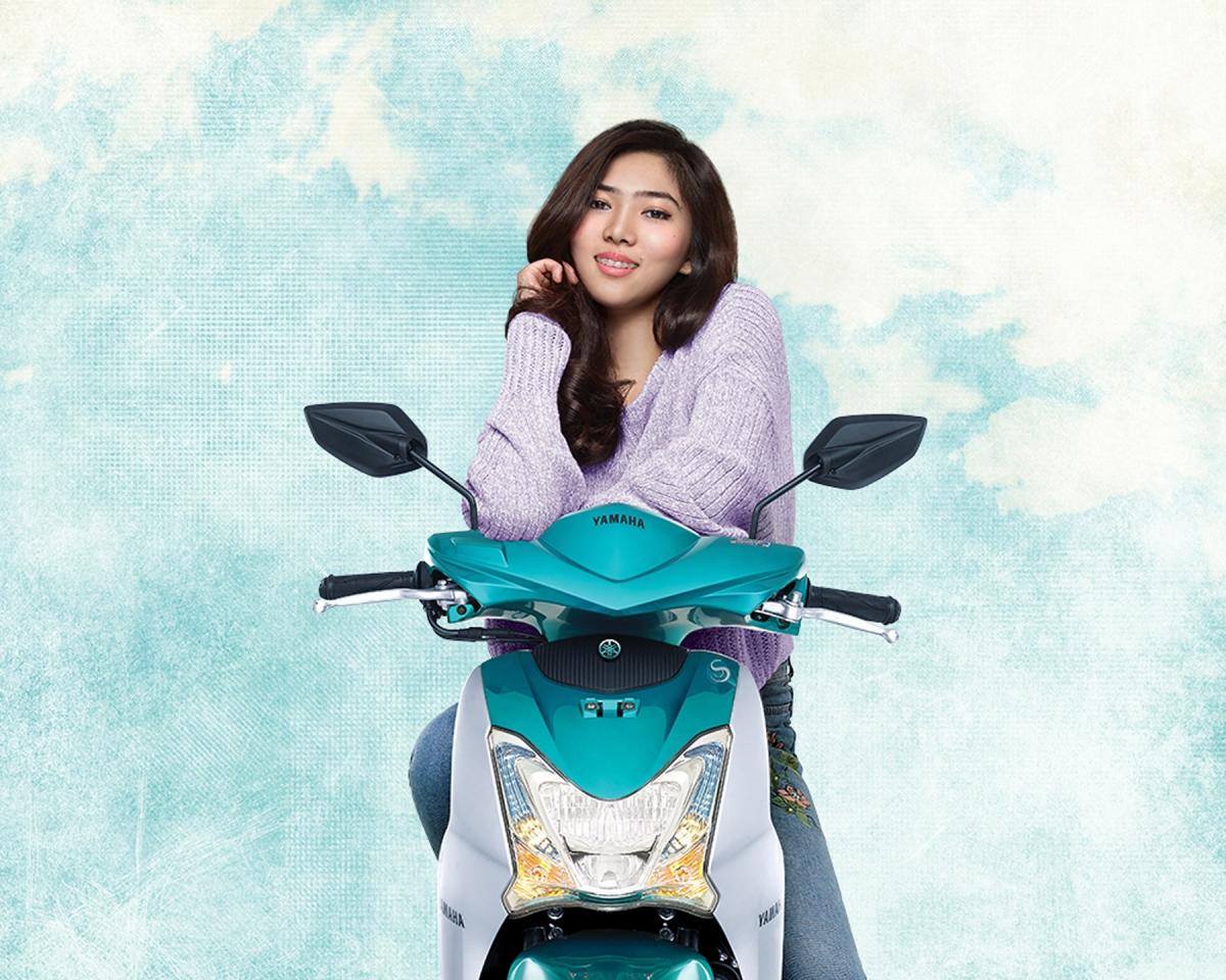 Wow, Isyana Sarasvati Jadi Brand Ambassador Mio S, Ini Pendapat Doi Soal Matik Anyar Yamaha!