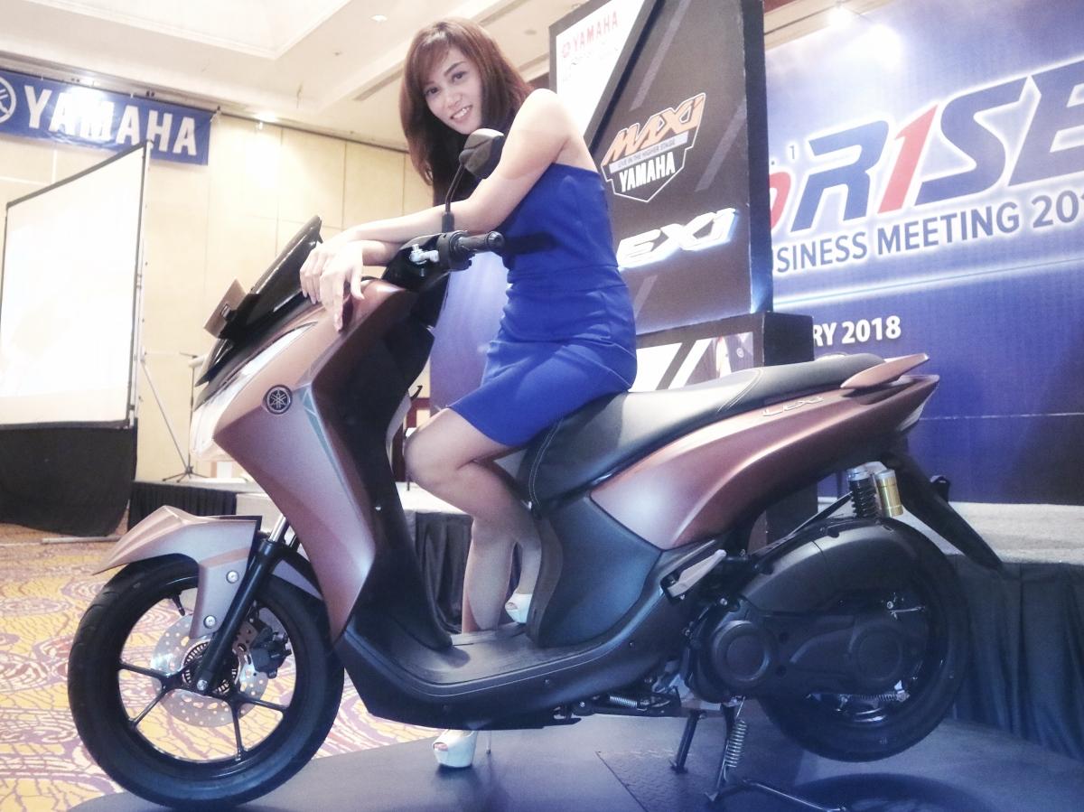 Hot!! Yamaha Lexi versi ABS siap meluncur??