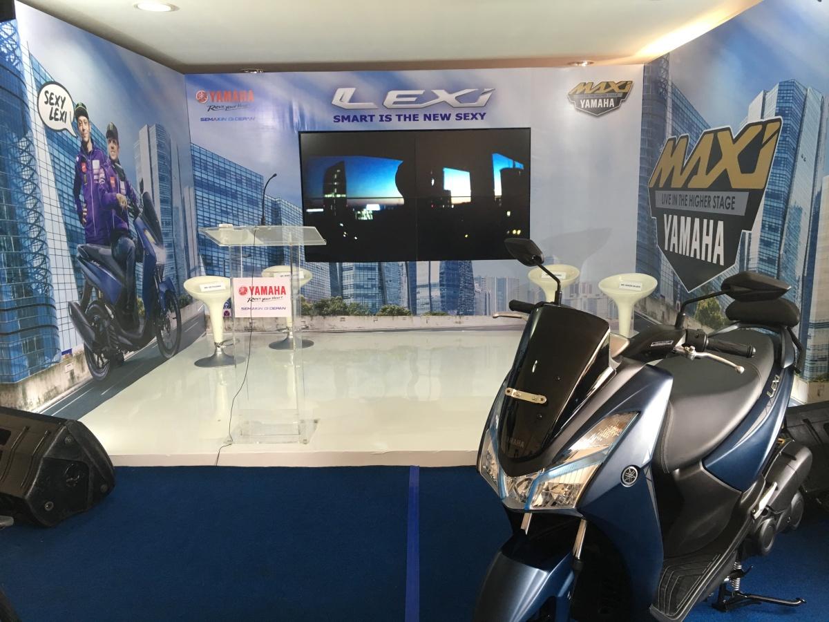 """Press Release : Yamaha Indonesia Resmi Umumkan Harga Si """"Sexy"""" Lexi"""