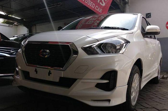 Datsun Go CVT jelas terpampang nyata! | mario devan Blog's