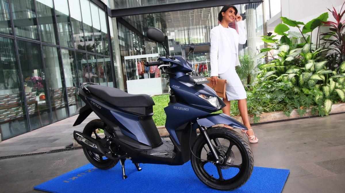 Press Release : Ada 5 Varian Suzuki NEX II, Harga Perkenalan Udah Rilis, Sob!