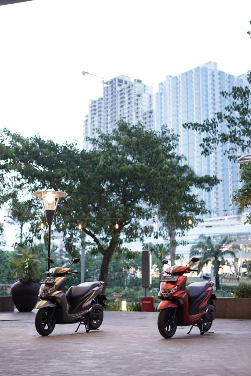 Yamaha FreeGo Resmi Dilaunching di Surabaya!